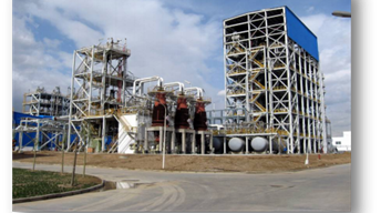 Inner Mongolia Shenzhou Silicon Industry 3000T/Y Polysilicon Project (Phase II)
